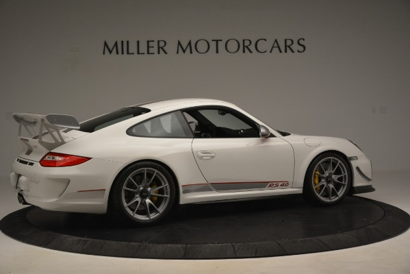 Used 2011 Porsche 911 GT3 RS 4.0 for sale Sold at Bugatti of Greenwich in Greenwich CT 06830 9