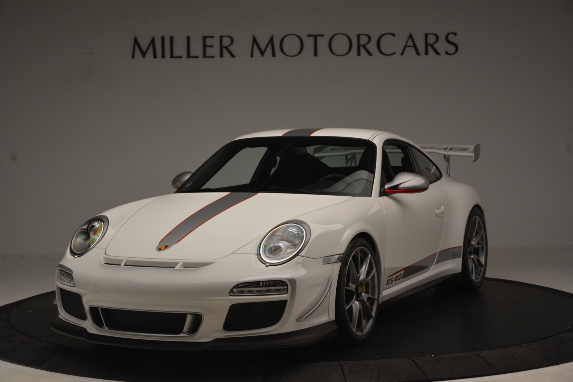 Used 2011 Porsche 911 GT3 RS 4.0 for sale Sold at Bugatti of Greenwich in Greenwich CT 06830 1