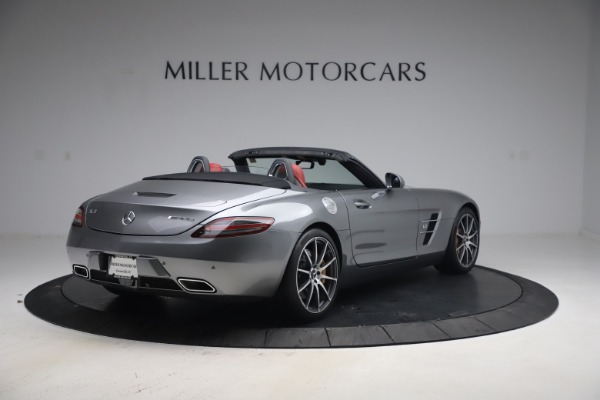 Used 2012 Mercedes-Benz SLS AMG for sale Sold at Bugatti of Greenwich in Greenwich CT 06830 10