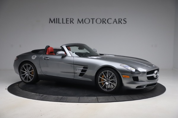 Used 2012 Mercedes-Benz SLS AMG for sale Sold at Bugatti of Greenwich in Greenwich CT 06830 15