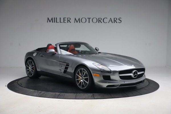 Used 2012 Mercedes-Benz SLS AMG for sale Sold at Bugatti of Greenwich in Greenwich CT 06830 16