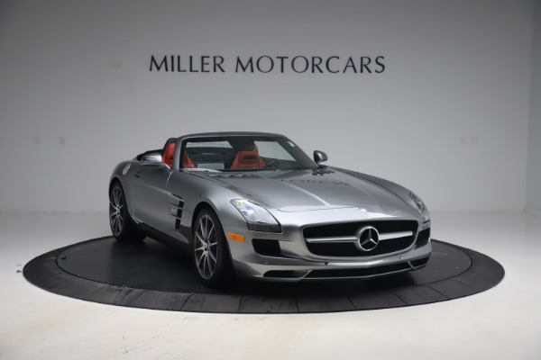 Used 2012 Mercedes-Benz SLS AMG for sale Sold at Bugatti of Greenwich in Greenwich CT 06830 17