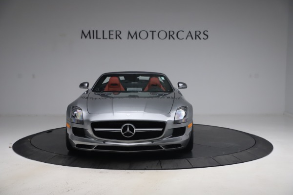 Used 2012 Mercedes-Benz SLS AMG for sale Sold at Bugatti of Greenwich in Greenwich CT 06830 18