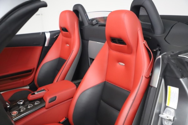 Used 2012 Mercedes-Benz SLS AMG for sale Sold at Bugatti of Greenwich in Greenwich CT 06830 22