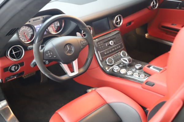 Used 2012 Mercedes-Benz SLS AMG for sale Sold at Bugatti of Greenwich in Greenwich CT 06830 27