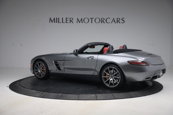 Used 2012 Mercedes-Benz SLS AMG for sale Sold at Bugatti of Greenwich in Greenwich CT 06830 5