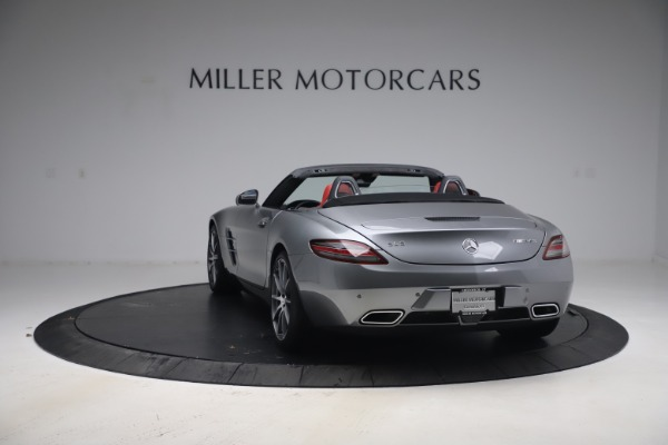 Used 2012 Mercedes-Benz SLS AMG for sale Sold at Bugatti of Greenwich in Greenwich CT 06830 7