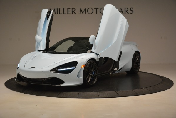 New 2020 McLaren 720S Spider for sale Sold at Bugatti of Greenwich in Greenwich CT 06830 10
