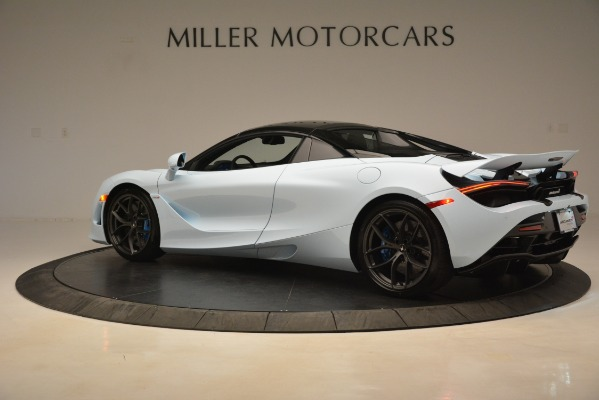New 2020 McLaren 720S Spider for sale Sold at Bugatti of Greenwich in Greenwich CT 06830 19