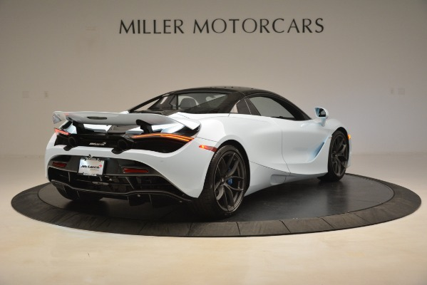 New 2020 McLaren 720S Spider for sale Sold at Bugatti of Greenwich in Greenwich CT 06830 21