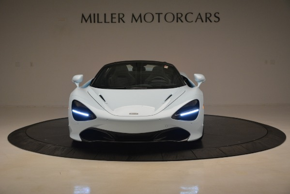 New 2020 McLaren 720S Spider for sale Sold at Bugatti of Greenwich in Greenwich CT 06830 8