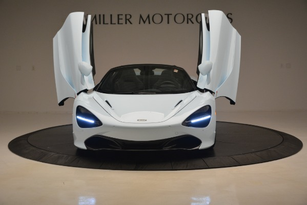 New 2020 McLaren 720S Spider for sale Sold at Bugatti of Greenwich in Greenwich CT 06830 9
