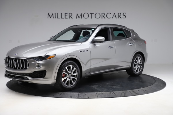 New 2019 Maserati Levante Q4 for sale Sold at Bugatti of Greenwich in Greenwich CT 06830 2