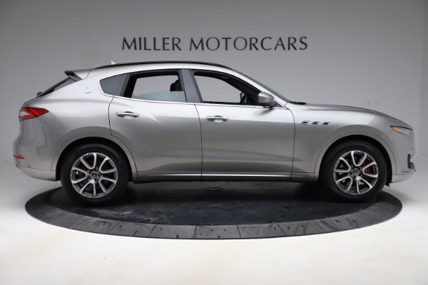 New 2019 Maserati Levante Q4 for sale Sold at Bugatti of Greenwich in Greenwich CT 06830 9