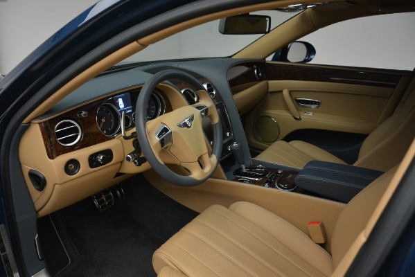 Used 2016 Bentley Flying Spur V8 for sale Sold at Bugatti of Greenwich in Greenwich CT 06830 17