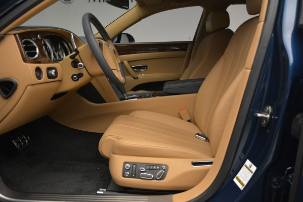 Used 2016 Bentley Flying Spur V8 for sale Sold at Bugatti of Greenwich in Greenwich CT 06830 18