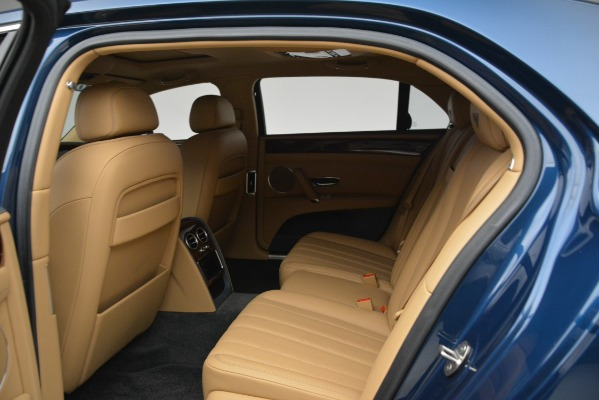 Used 2016 Bentley Flying Spur V8 for sale Sold at Bugatti of Greenwich in Greenwich CT 06830 21