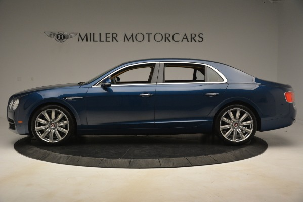 Used 2016 Bentley Flying Spur V8 for sale Sold at Bugatti of Greenwich in Greenwich CT 06830 3