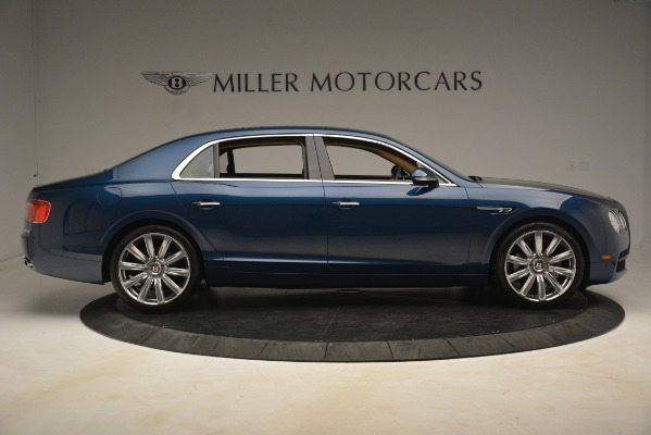 Used 2016 Bentley Flying Spur V8 for sale Sold at Bugatti of Greenwich in Greenwich CT 06830 9