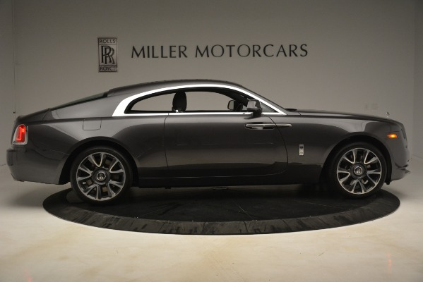 Used 2018 Rolls-Royce Wraith for sale Sold at Bugatti of Greenwich in Greenwich CT 06830 10