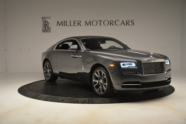 Used 2018 Rolls-Royce Wraith for sale Sold at Bugatti of Greenwich in Greenwich CT 06830 12