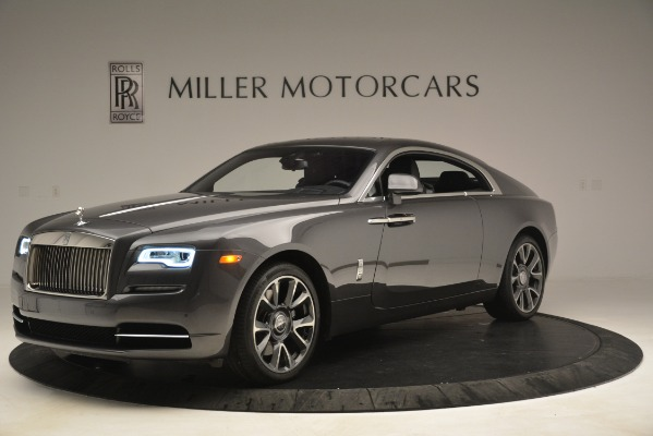 Used 2018 Rolls-Royce Wraith for sale Sold at Bugatti of Greenwich in Greenwich CT 06830 3