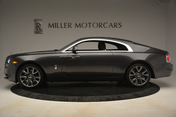 Used 2018 Rolls-Royce Wraith for sale Sold at Bugatti of Greenwich in Greenwich CT 06830 4