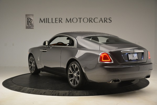 Used 2018 Rolls-Royce Wraith for sale Sold at Bugatti of Greenwich in Greenwich CT 06830 6