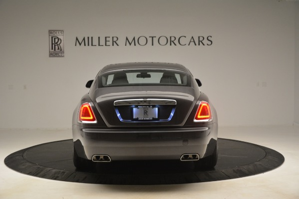 Used 2018 Rolls-Royce Wraith for sale Sold at Bugatti of Greenwich in Greenwich CT 06830 7