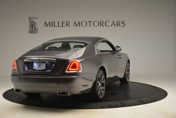 Used 2018 Rolls-Royce Wraith for sale Sold at Bugatti of Greenwich in Greenwich CT 06830 8