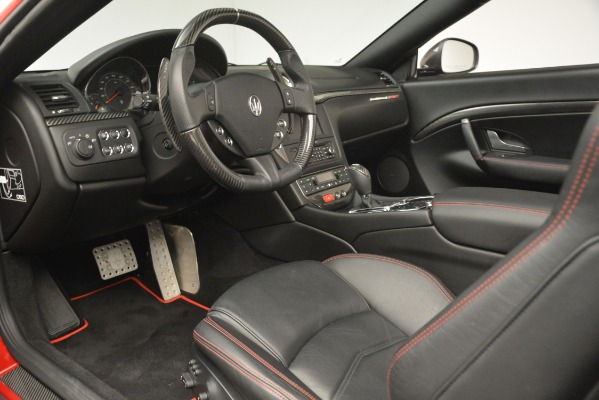 Used 2015 Maserati GranTurismo MC for sale Sold at Bugatti of Greenwich in Greenwich CT 06830 20