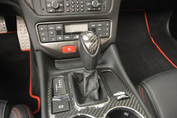 Used 2015 Maserati GranTurismo MC for sale Sold at Bugatti of Greenwich in Greenwich CT 06830 26