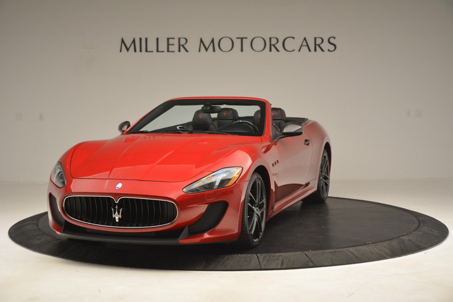 Used 2015 Maserati GranTurismo MC for sale Sold at Bugatti of Greenwich in Greenwich CT 06830 1