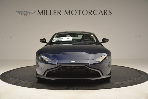 New 2019 Aston Martin Vantage V8 for sale Sold at Bugatti of Greenwich in Greenwich CT 06830 12