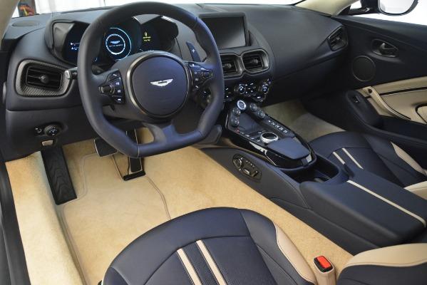 New 2019 Aston Martin Vantage V8 for sale Sold at Bugatti of Greenwich in Greenwich CT 06830 14