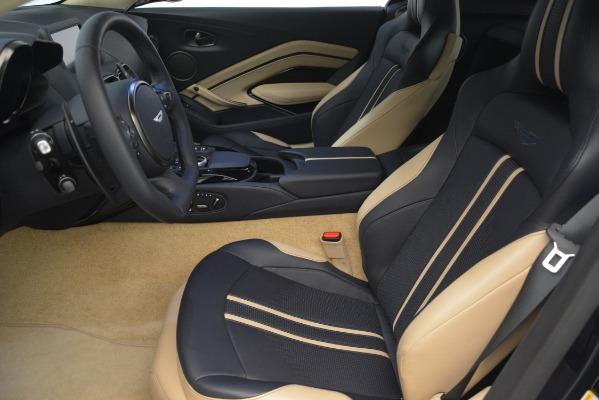 New 2019 Aston Martin Vantage V8 for sale Sold at Bugatti of Greenwich in Greenwich CT 06830 15
