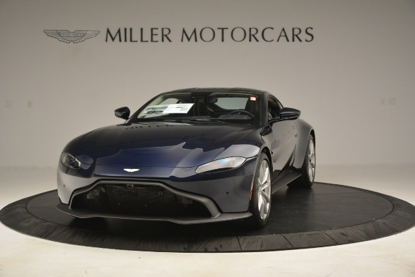 New 2019 Aston Martin Vantage V8 for sale Sold at Bugatti of Greenwich in Greenwich CT 06830 2
