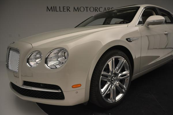 Used 2016 Bentley Flying Spur W12 for sale Sold at Bugatti of Greenwich in Greenwich CT 06830 15