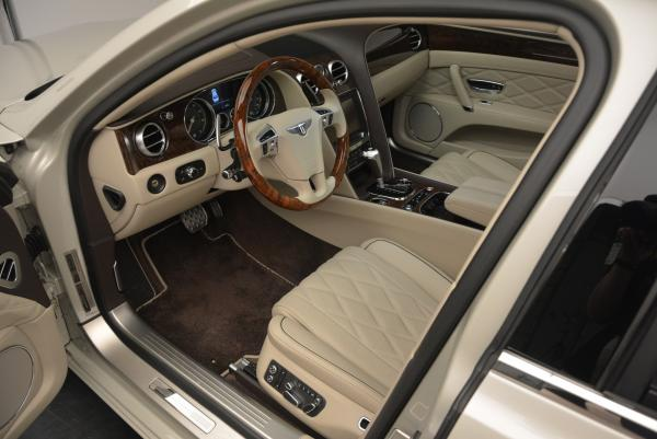 Used 2016 Bentley Flying Spur W12 for sale Sold at Bugatti of Greenwich in Greenwich CT 06830 19