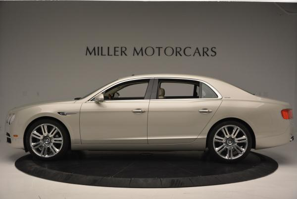 Used 2016 Bentley Flying Spur W12 for sale Sold at Bugatti of Greenwich in Greenwich CT 06830 3