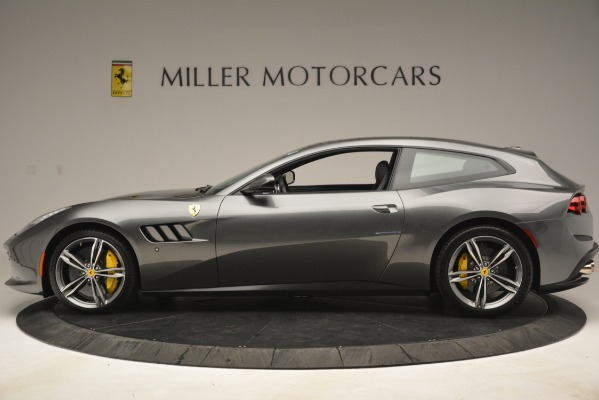 Used 2018 Ferrari GTC4Lusso for sale Sold at Bugatti of Greenwich in Greenwich CT 06830 3