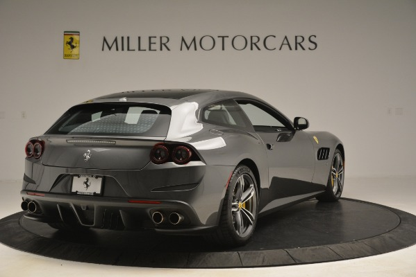 Used 2018 Ferrari GTC4Lusso for sale Sold at Bugatti of Greenwich in Greenwich CT 06830 7