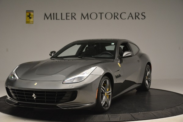 Used 2018 Ferrari GTC4Lusso for sale Sold at Bugatti of Greenwich in Greenwich CT 06830 1