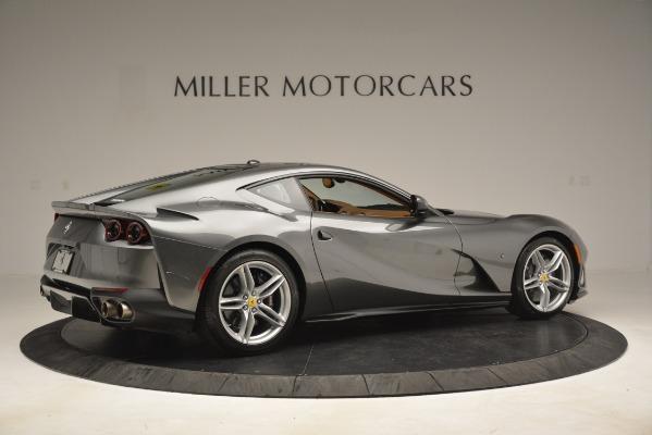 Used 2018 Ferrari 812 Superfast for sale Sold at Bugatti of Greenwich in Greenwich CT 06830 8