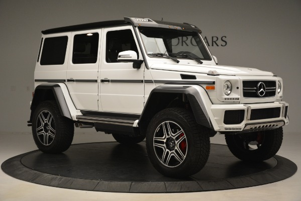 Used 2018 Mercedes-Benz G-Class G 550 4x4 Squared for sale Sold at Bugatti of Greenwich in Greenwich CT 06830 10