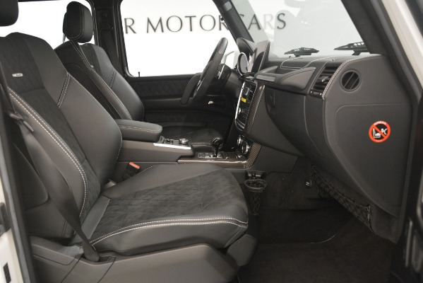 Used 2018 Mercedes-Benz G-Class G 550 4x4 Squared for sale Sold at Bugatti of Greenwich in Greenwich CT 06830 19