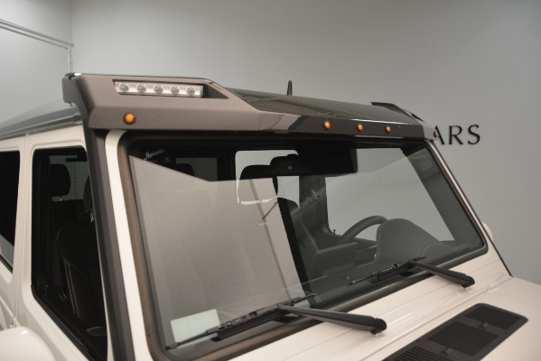 Used 2018 Mercedes-Benz G-Class G 550 4x4 Squared for sale Sold at Bugatti of Greenwich in Greenwich CT 06830 24