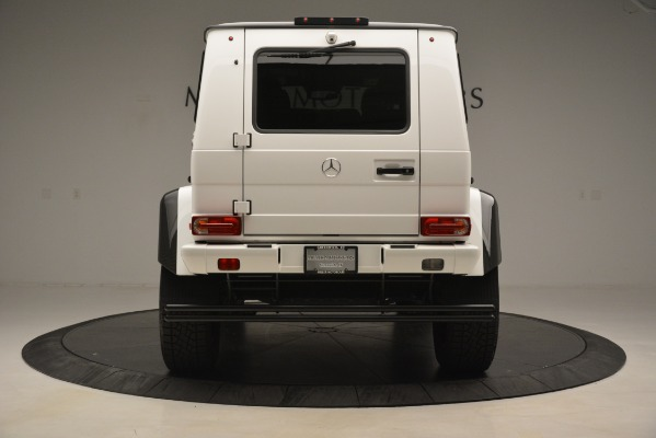 Used 2018 Mercedes-Benz G-Class G 550 4x4 Squared for sale Sold at Bugatti of Greenwich in Greenwich CT 06830 6