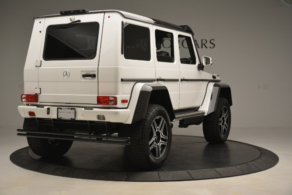 Used 2018 Mercedes-Benz G-Class G 550 4x4 Squared for sale Sold at Bugatti of Greenwich in Greenwich CT 06830 7