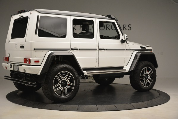 Used 2018 Mercedes-Benz G-Class G 550 4x4 Squared for sale Sold at Bugatti of Greenwich in Greenwich CT 06830 8